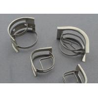Wholesale 12 - 120mm Diameter Metal Random Packing Metal Intalox Saddle For Tower Packing from china suppliers