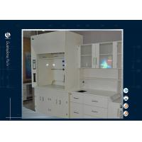 Wholesale Wood Dental Chemical Ductless Fume Hood Air Clean For Laboratory from china suppliers