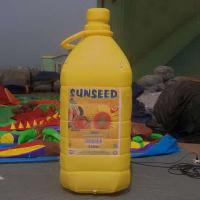 Wholesale Sealed Inflatable Bottle / Replicate Model For Commercial Use from china suppliers