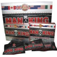Wholesale man king Mens Penis Sexual Enhancement Pill With manking  , Natural Herbals from china suppliers