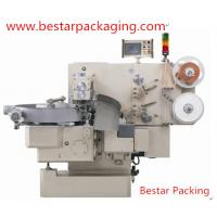 Wholesale Double twist Toffee Candy wrapping machine from china suppliers