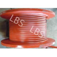 Wholesale Rig Drawworks Carbon Steel Lebus Grooved Drum Steel Wire Rope from china suppliers