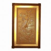 Wholesale PU decorative wall panel with great details and designs from china suppliers