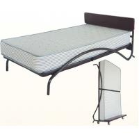 Wholesale Steady Single Modern Upholstered Beds Low Headboard Retro Contemporary Furniture from china suppliers