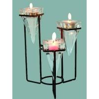Buy cheap candle holder(EC-0041-B) from wholesalers