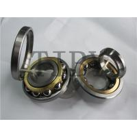 Buy cheap Four point contact P0 P6 P5 Sealed Ball Bearing Parts 30mm - 150 mm Outside Dia from wholesalers