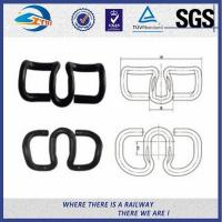 Quality SKL 12 Rail Concrete Sleeper Railroad Clips With Color Painting for sale