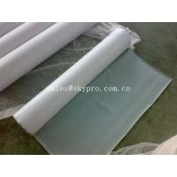 Wholesale Food Grade Silicone Natural Rubber Sheet Roll Clear Sticky FDA 0.1 - 30mm Thickness from china suppliers
