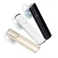 Bluetooth Headset V4.1+EDR, HFP and A2DP profile, up to 100 hours standby time