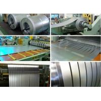 Wholesale Slitting SGCH (Full hard) EN 10147 Hot Dip Galvanized Steel Strip For Constructual Purlins from china suppliers