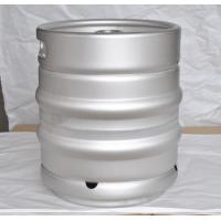 Wholesale Silver Slim 20L Small Beer Kegs Stainless Steel Logo Available from china suppliers