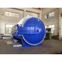 Wholesale Glass industry Laminated Glass Autoclave Aerated Concrete / Autoclave Machine Φ2.8M from china suppliers