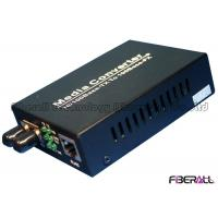 Wholesale 10/100M Dual Fiber 1310nm Optical Media Converter With 1x9 Optical Transceiver SM 40Km from china suppliers