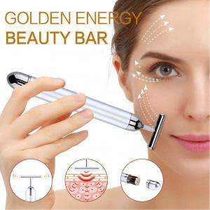 Wholesale DC 1.5V T Type 6000VPM 24K Facial Vibration Beauty Bar from china suppliers