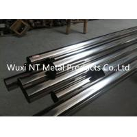 Wholesale 201 304 polish Welded Stainless Steel Pipe for decoration ASTM  AISI from china suppliers