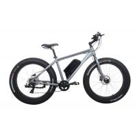 Wholesale Fat Tire MTB Electric Bicycle with 350W Motor , Suitable for Snowy Road / Sandy Beach from china suppliers