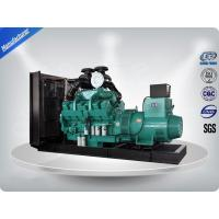 Wholesale 800Kw / 1000Kva Open Type Diesel Generator With Cummins Engine 1200L Fuel Tank Capacity from china suppliers
