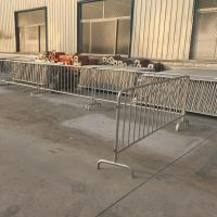 Wholesale Hot Sale Good Quality PVC Coated Event Fencing for Sale for canada from china suppliers