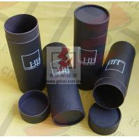 Wholesale Brown Cosmetic Paper Tube Packaging Recoverable Paper Cylinder Packaging from china suppliers