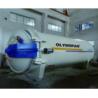 Wholesale Composite Autoclave with limit block and safety valve and interlock from china suppliers