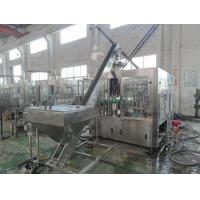 Wholesale Glass Bottle Carbonated Drink Filling Machine 5000BPH Glass Bottle Filler from china suppliers