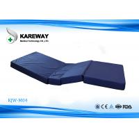 Comfortable Memory Foam Hospital Bed Mattress With High Density Foam , L1920*W840*H80mm