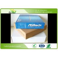 Wholesale Folding Packing Cardboard Packaging Boxes For Express Garment Industry Customized from china suppliers