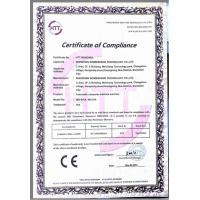 Shanghai ProMega Trading Co., Ltd. Certifications