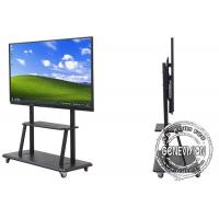 """Wholesale 50"""" Ultra Slim Education Video Wall Touch Screen 400cd / m2 Brightness Big Media Screen from china suppliers"""