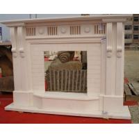 Wholesale fireplace surround for sale stone fireplace mantel simple fireplace from china suppliers