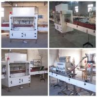 Wholesale High Speed Bottle Corrosive Liquid Filling Machine For Detergent , Toilet Cleaner from china suppliers