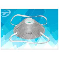 Wholesale Disposable FFP3 Dust Mask /  Respirator With Activated Carbon , EN149 : 2001 from china suppliers