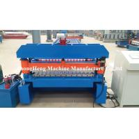 Wholesale High Power Corrugated Roll Forming Machine with Delta PLC control system from china suppliers