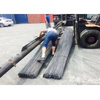 Wholesale SGS / BV / ISO Deformed Steel Bars with HRB335 Grade , 20mm Diameter from china suppliers