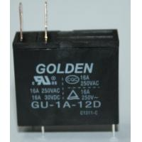 Buy cheap Subminiature Small Mini Power Control Relay GU JQX-62F 12V 16A from wholesalers