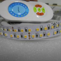 Buy cheap Waterproof LED Strip SMD 3527 SMD3528 IP65 WW / CW Color 3 Years Warranty from wholesalers
