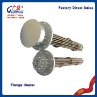 Wholesale stainless steel flange heater made in China from china suppliers