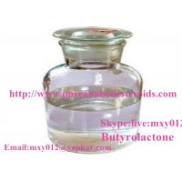 Wholesale 99.9% Purity Colourless Oily Liquid G*B*L Car Cleaner Organic Solvents Gama - Butyrolactone from china suppliers