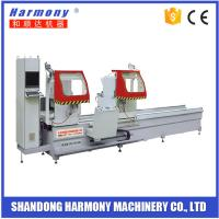 Quality Double miter aluminium machine of upcut saw for sale