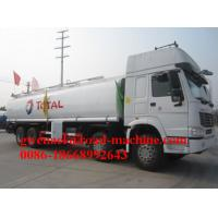 Wholesale Transport 30m³ Cooking Oil Stainless Steel Tank With 371HP Euro II / EuroIII Engine from china suppliers