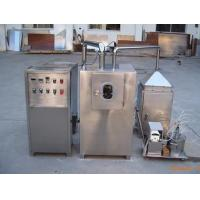 Wholesale Fully Automatic Tablet Coating Machine Dry Function For Pellet / Pills / Seed from china suppliers