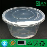 Quality Disposable Clear Plastic Lunch Box Take Home 1250ml for sale