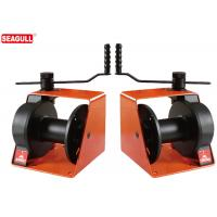 Wholesale HWV 9500lbs Small Wire Rope Hand Winch 4 Layers Drive Ratio 26:1 from china suppliers