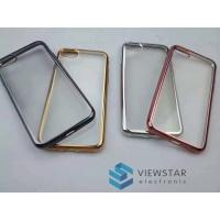 Wholesale Iphone Cell Phone Accessories Transparent TPU Fashion Phone Cases Back Covers for iPhone 7/7 Plus from china suppliers