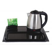 Buy cheap Hotel Electric Kettle Set, Soap Dispenser and Small Appliance Hotel Room Amenities from wholesalers