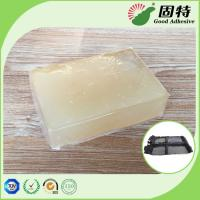 Wholesale Pressure Sensitive Industrial Hot Melt Glue , Milk Yellow Car Trim Adhesive Hot Melt from china suppliers