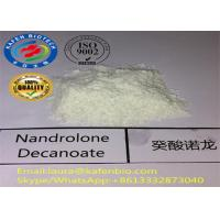 Wholesale Nandrolone Decanoate Anabolic Testosterone Steroid Hormone Raw Powder from china suppliers