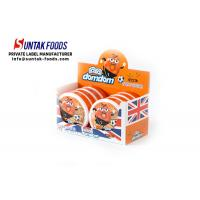 Wholesale Vitamins Orange Compressed Dextrose Candy Sugar Free In Pressed Tablets from china suppliers