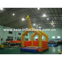 Wholesale 2014 popular and fashionable inflatable giraffe bouncer for game from china suppliers