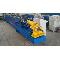 Wholesale Steel Profile C Z Purlin Roll Forming Machine with Hydraulic Motor , 80mm - 300mm Width from china suppliers